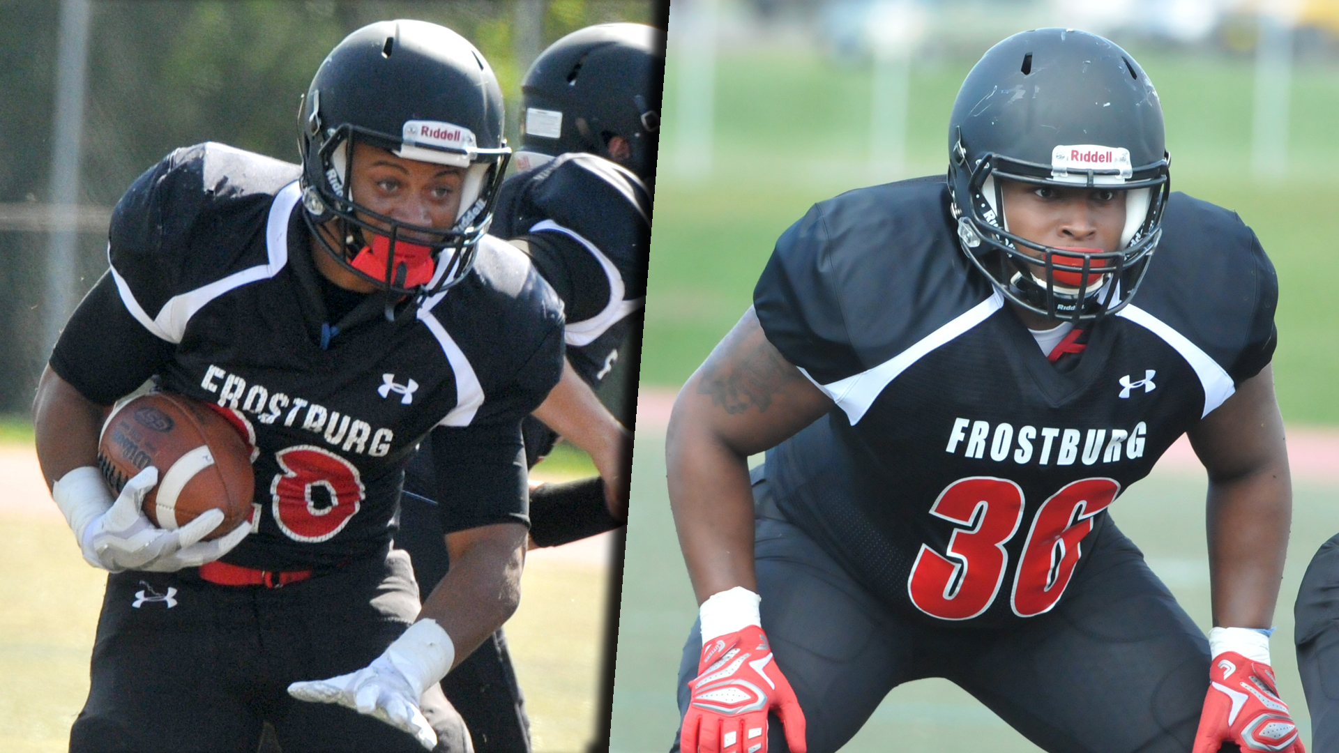 7cd500771 11 Football Visits CNU For First Road Game - Frostburg State ...