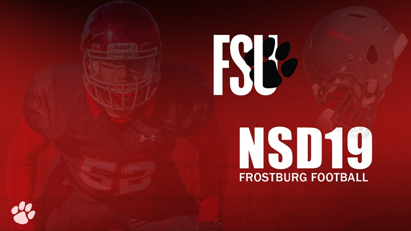 2019 Football National Signing Day Central - Frostburg State